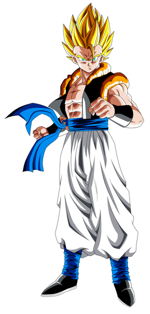 Gogeta Super Saiyan 1 Dragon Ball Z