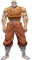 Kaioh Ryu Baki