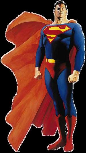 Superman Pre-Crisis DC Comics