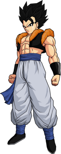 Gogeta Dragon Ball GT