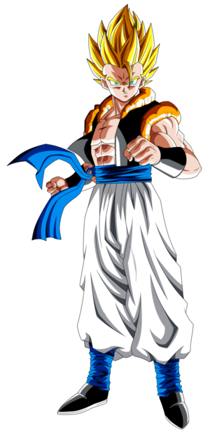 Gogeta Super Saiyan 1 Dragon Ball GT