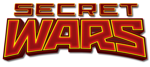 Secret Wars 2015 Logo