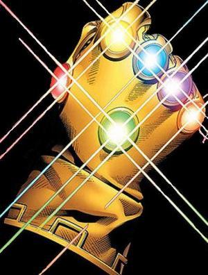 Infinity Gaunlet Marvel Comics