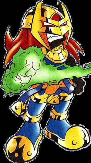 Knuckles Enerjak Archie Sonic Comics