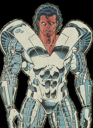 Beyonder Earth-691 Marvel Comcs