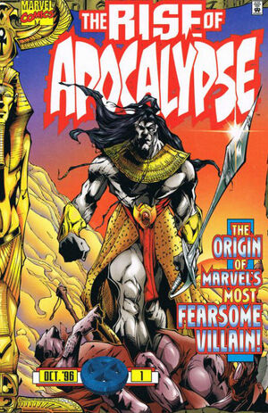 The Rise of Apocalypse Issue 1 Cover