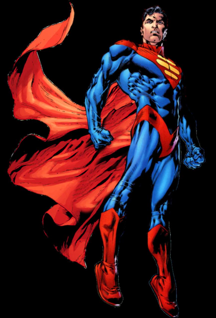 Image - Superman One Million DC Comics.png | Fictional ...