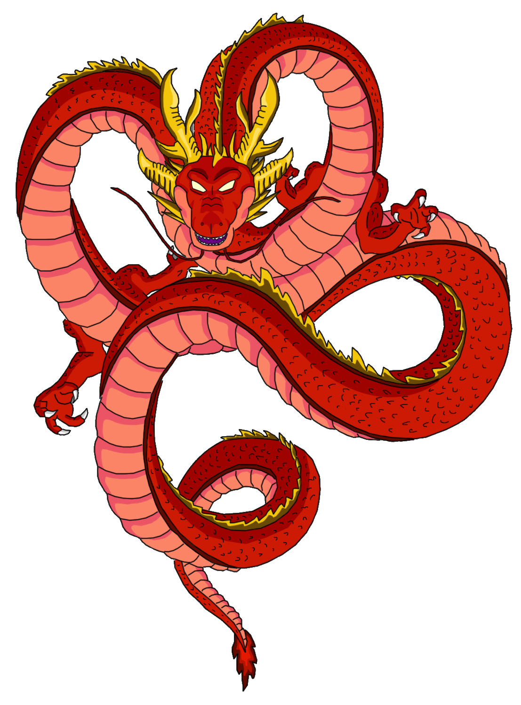 Image - Ultimate Shenron Dragon Ball GT.png | Fictional ...