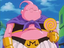 Majin Buu Dragon Ball