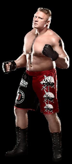 Brock Lesnar UFC WWE