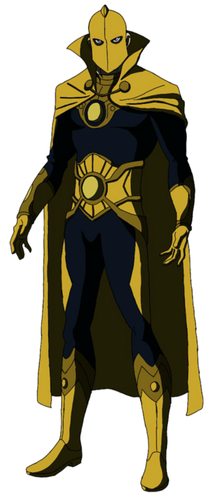 Dr.Fate Young Justice