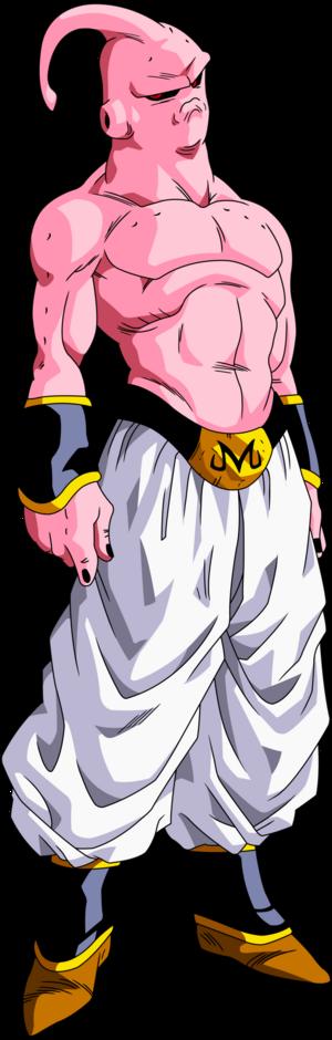 Super Majin Buu Dragon Ball Z