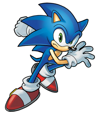 Sonic the Hedgehog (Archie Sonic Comics) | Fictional ...