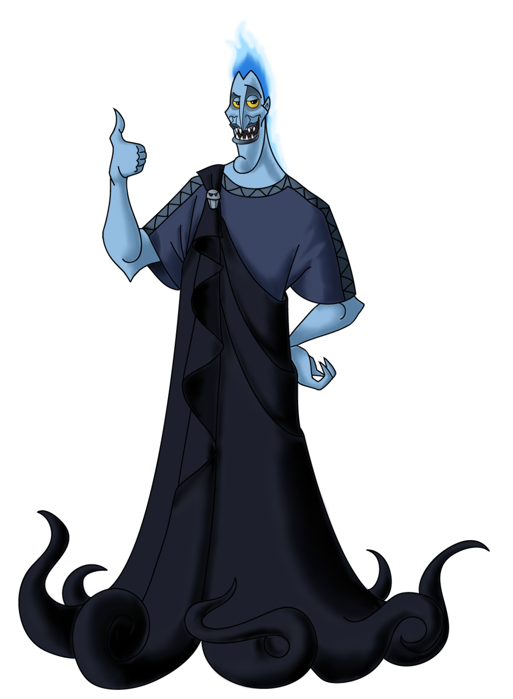 Hades (Animated Series) | Fictional Battle Omniverse Wiki ...