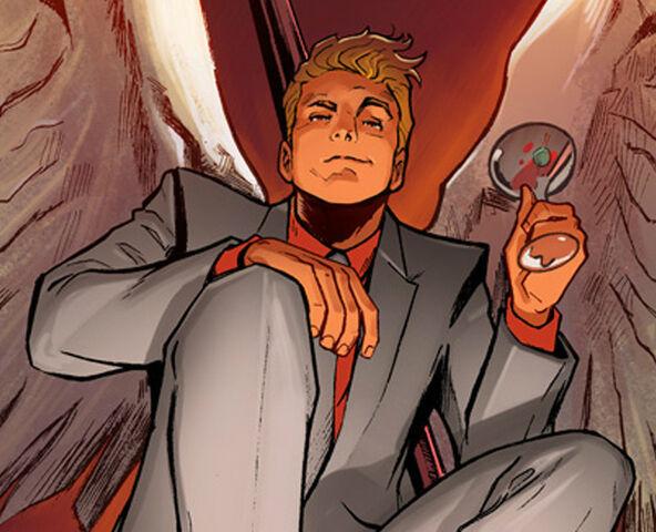 Image - Lucifer Morningstar Vertigo Comics.jpg | Fictional