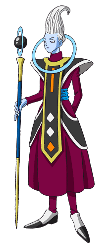 Whis Dragon Ball