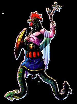 Abraxas Shin Megami Tensei