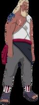 A Third Raikage Naruto