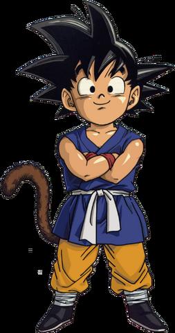 File:Kid Goku Dragon Ball GT.png