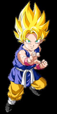File:Goku Super Saiyan Dragon Ball GT.png