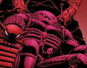 Cyttorak Earth-616 Marvel Comics
