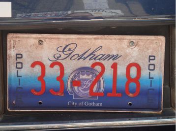 Gotham license