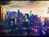 Night City (Cyberpunk 2077)