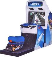 Arctic Thunder arcade game