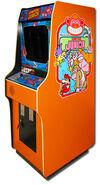 Donkey Kong Jr. arcade game