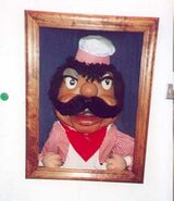 Pasqually Portrait Animatronic (1977-1980)