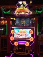 Kung Fu Panda Dojo Mojo arcade game
