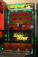 Street Hoops arcade game