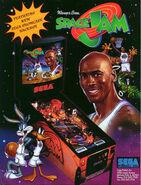 Space Jam pinball