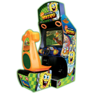 Nicktoons Nitro arcade game