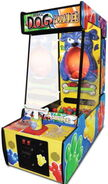 Big Dog Pounder arcade game