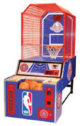 NBA Hoop Troop arcade game