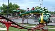 Go Gator kiddie coaster