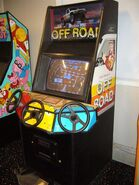 Super Off Road arcade game