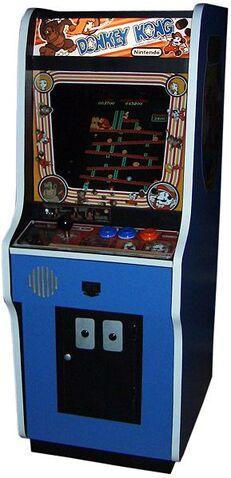 File:Donkey Kong arcade game.jpg