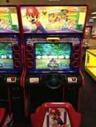 Mario Kart Arcade GP 2 game