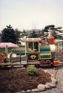 Zamperla Old Timer kiddie train ride