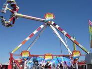 KMG Fireball ride