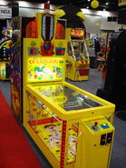 Operation arcade game