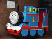 Thomas the Tank Engine coin-op ride