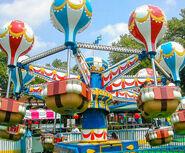 Zamperla Samba Balloon ride