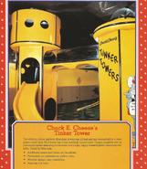 Chuck E. Cheese's Tinker Tubes