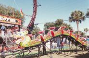 Orient Express kiddie coaster