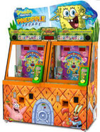 SpongeBob Pineapple arcade game