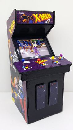 FileX-Men arcade game.jpg & Image - X-Men arcade game.jpg | Fictional Family Entertainment ...