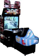 Star Wars Racer arcade game